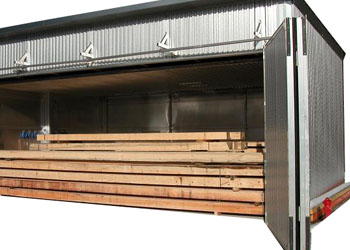 Wood Drying Kiln, Wood Machinery Uganda, Moisture control, long lasting timber and wood products