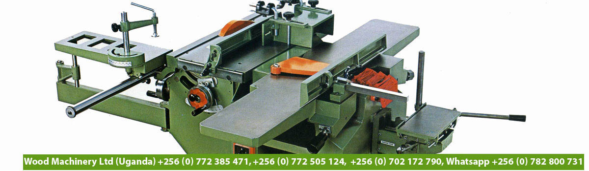 Wood Machinery Uganda