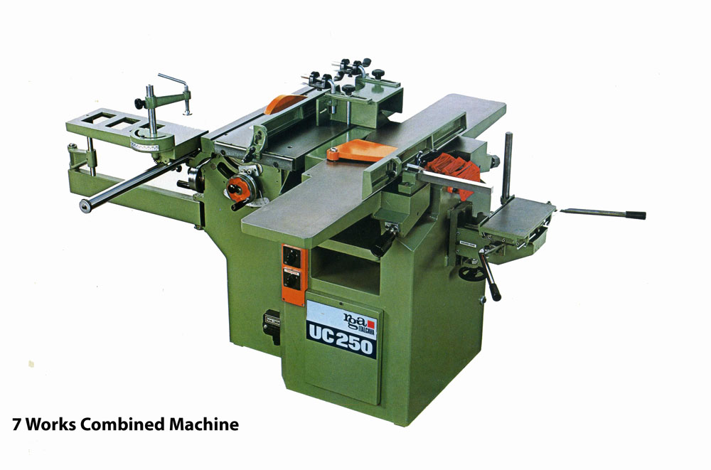 Wood Machinery Kampala Uganda, Made in Italy, Europe